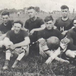 Équipe de Football de Hammond_1919