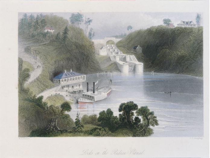 1992-556-1, C-002367_Serrures du canal Rideau