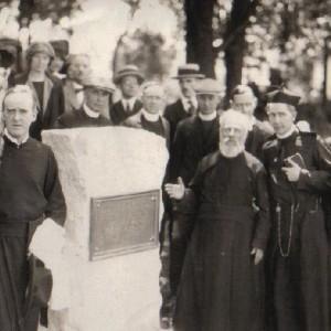 21juin1925_Inauguration d'un monument élevé sur le site de Sainte-Marie-au