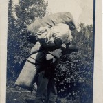A typical Prospector's Backback