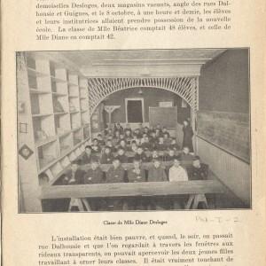 BRO1917-5-p79_Classe de Mlle Diane Desloges
