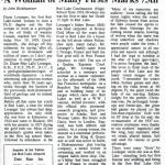 Diane Loranger The District News Dec 6 1995
