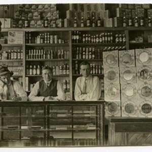 General store in Cobalt, ca. 1900