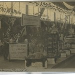Nipissing Mine Exhibit, location unknown, ca. 1900