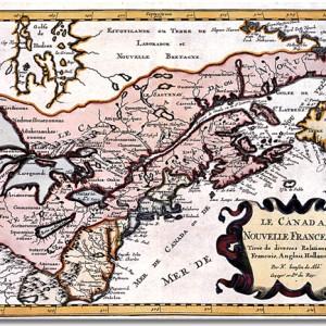 Nouvelle France_Map