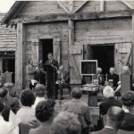Official Opening of Sainte-Marie-among-the-Hurons_1967