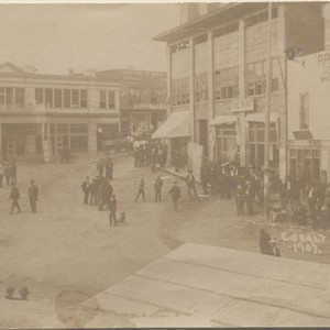 Postcard of Cobalt Square_ca.1900