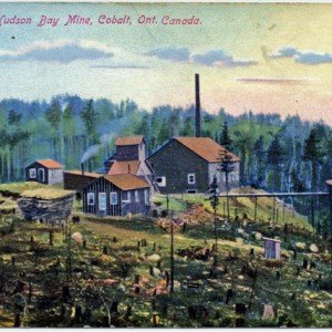 The Temiskaming & Hudson Bay Mine, 1905